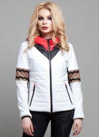 женские куртки на весну 2015 5