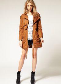 женские куртки на весну 2015 6