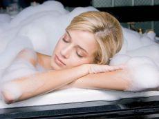 Кесарево сечение когда можно принимать ванну