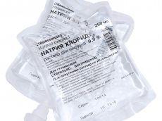 Натрий хлорид при беременности