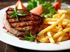 антрекот из говядины на сковороде рецепт