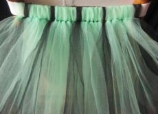 Как шить юбку пачку из фатина