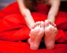 жжение в ногах