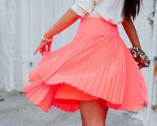как гладить плиссированную юбку