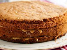 бисквит с медовой пропиткой рецепт с фото