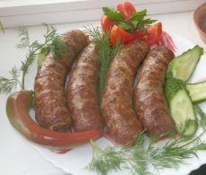 колбаса в духовке