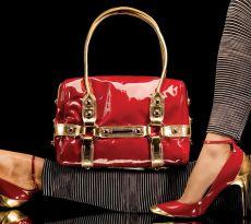 лаковые сумки 2015