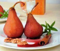 десерт влюбленные груши