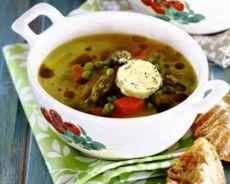 летний овощной суп