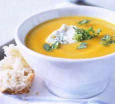 рецепт овощных супов для детей до одного года