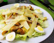 салат цезарь пекинская капуста