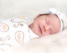 пеленки для новорожденных своими руками