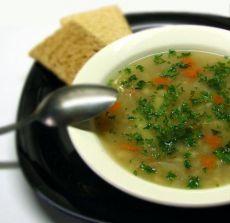 рыбный суп с рисом рецепт