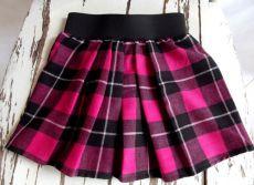 Как сшить юбку на резинке на полных