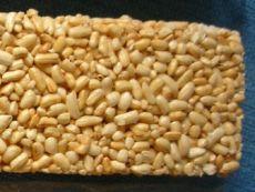 воздушный рис в микроволновке
