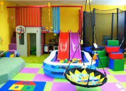 Sala Giochi Per Bambini : I bambini nella sala giochi