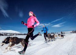 В чем бегать зимой