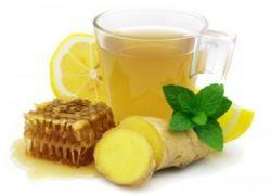 имбирь, лимон, мед рецепт
