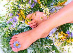 Запах пота от ног - как избавиться