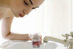 Полоскание горла солью содой и йодом при беременности