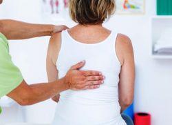 Степени грудного остеохондроза