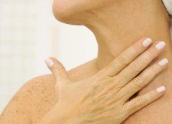Аллергия высыпания на коже