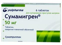От мигрени что помогает таблетки