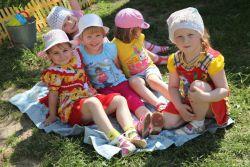 Чем занять детей летом в детском саду?