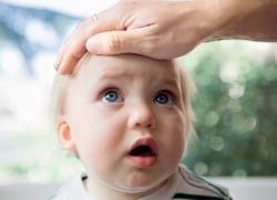 У ребенка температура 39 без кашля и насморка
