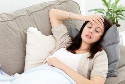 Сильная головная боль при беременности