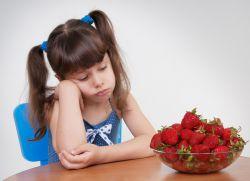 Гипоаллергенная диета для детей до года меню