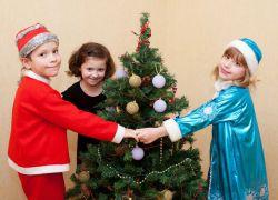 Новогодние конкурсы для детей 7-8 лет