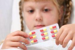 Парацетамол при температуре ребенку
