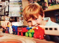Развивающие игрушки для детей 4-5 лет