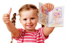 Как оформить временную регистрацию ребенку для школы