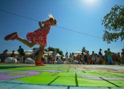 Дворовые игры для детей летом