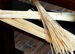 Как париться бамбуковым веником
