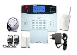 Охранная gsm система для дачи