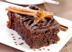 Торт шоколадный простой рецепт
