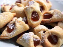 простое творожное печенье