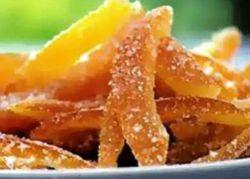 цукаты из арбузных корок быстрый рецепт