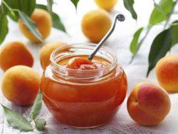 желе из абрикосов с желатином