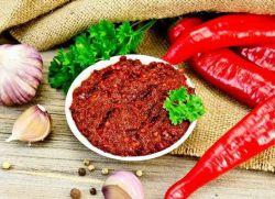 аджика по-грузински традиционный рецепт