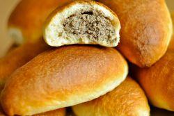 Рецепт тесто для булочек в духовке из сметаны