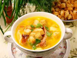 как варить гороховый суп с мясом