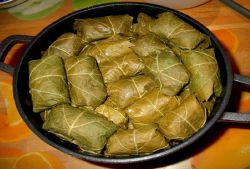 долма по азербайджански рецепт