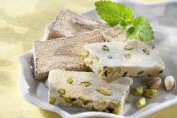 узбекская халва кунжутная с фисташками рецепт