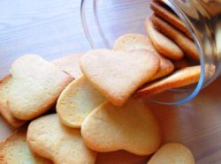 Печенье на сливочном масле рецепт с фото