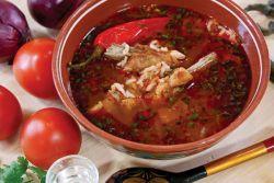 суп харчо с картошкой рецепт классический с фото