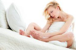 При беременности тянет между ног